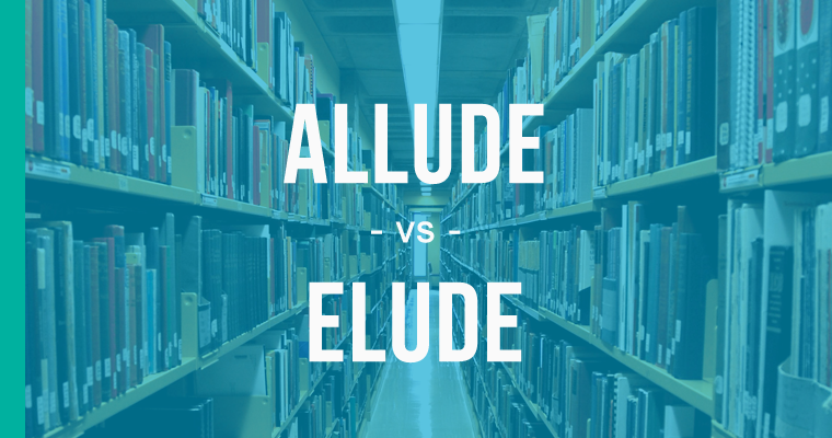 Allude Vs Elude How To Use Each Correctly Enhancemywriting