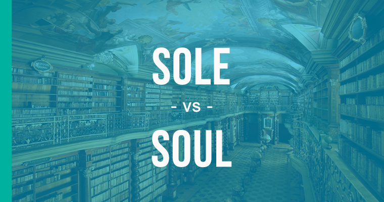 Sole vs. Soul – How to Use Each Correctly - EnhanceMyWriting.com