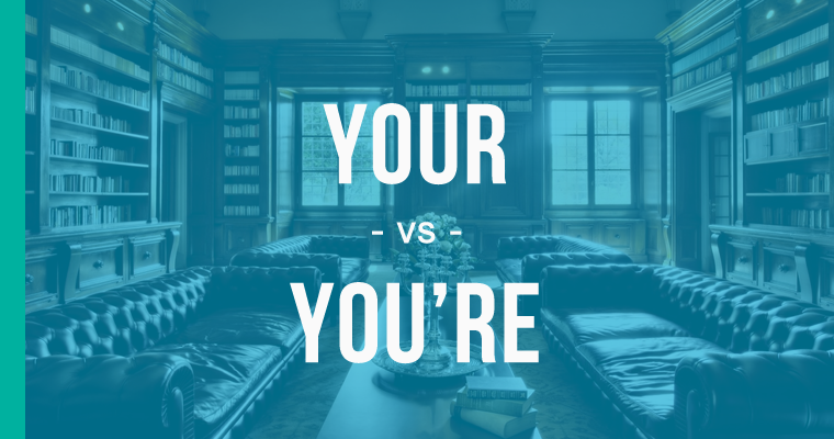 your versus you re