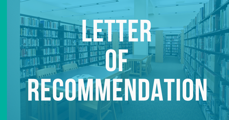 how to write a recommendation letter