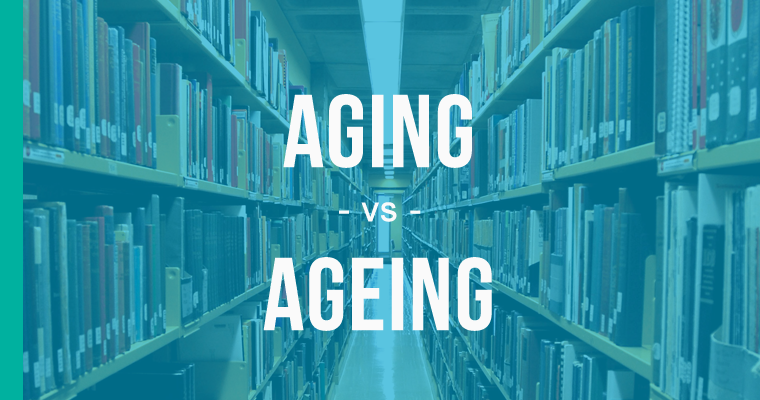 aging or ageing, Language Skills Abroad